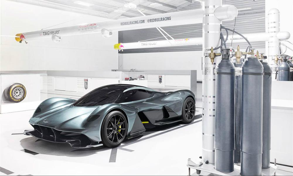 Aston Martin AM-RB 001 Hypercar