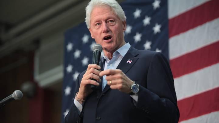 DNC Live Stream Bill Clinton Speech