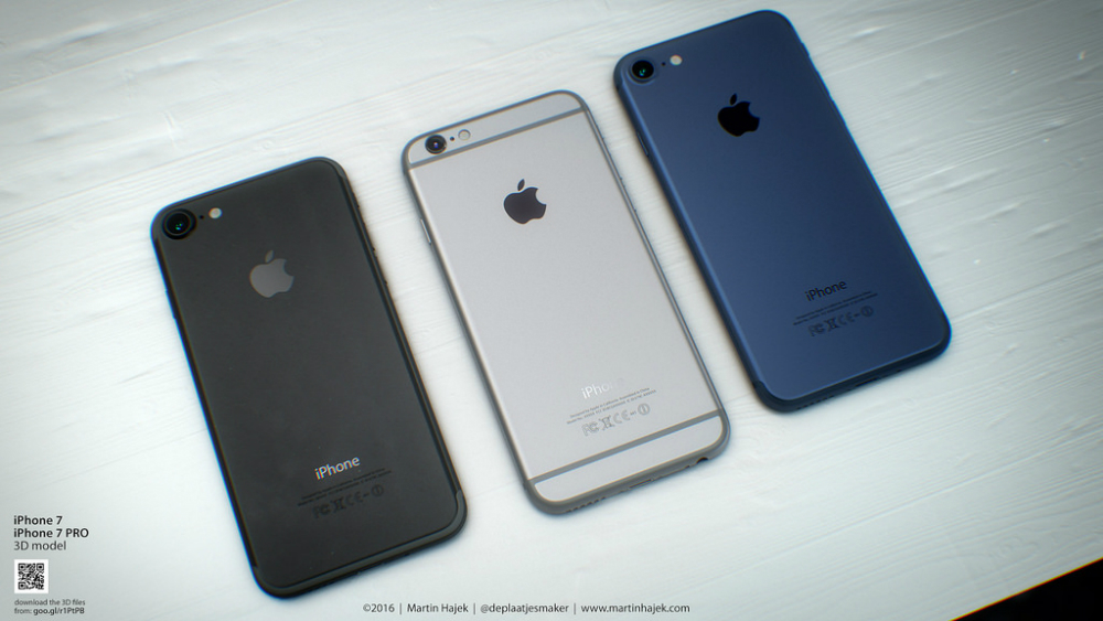 the space black iphone 7 pictured here couldn t possibly be any