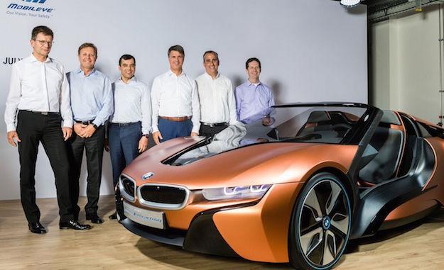 BMW Self Driving Cars