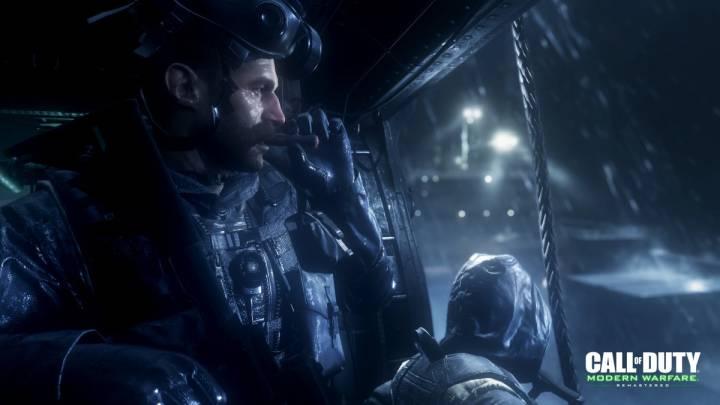 Modern Warfare Remastered Gameplay Video