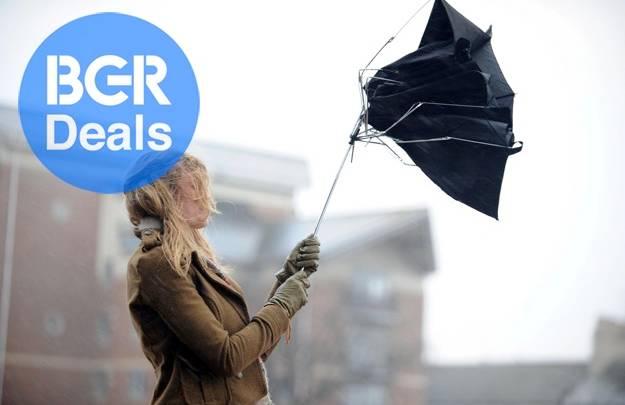 Windproof Umbrella Amazon