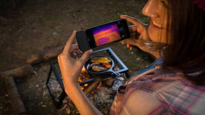 Flir Camera iPhone