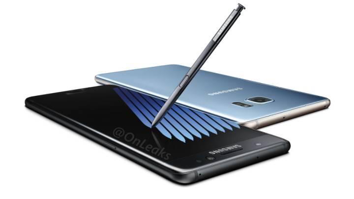 Galaxy Note 7 Preorder Bundle