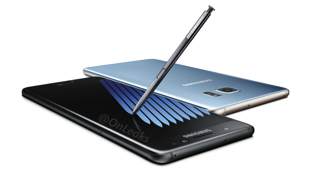 Galaxy Note 7 Preorder Bundle