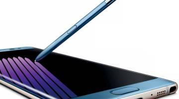 Galaxy Note 7 vs. Note 5 vs. S7 Edge