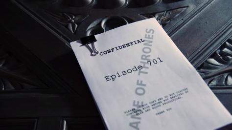 Game of Thrones Season 6 Bloopers Season 7 Teaser