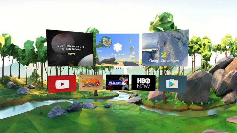 Google Android VR Daydream