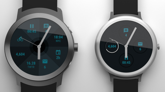 Google Nexus 2016 Smartwatches