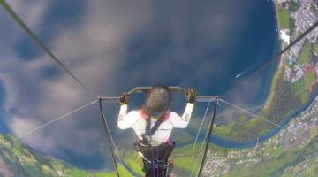 Hang Gliding Accident
