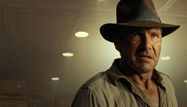 Indiana Jones Movie Universe