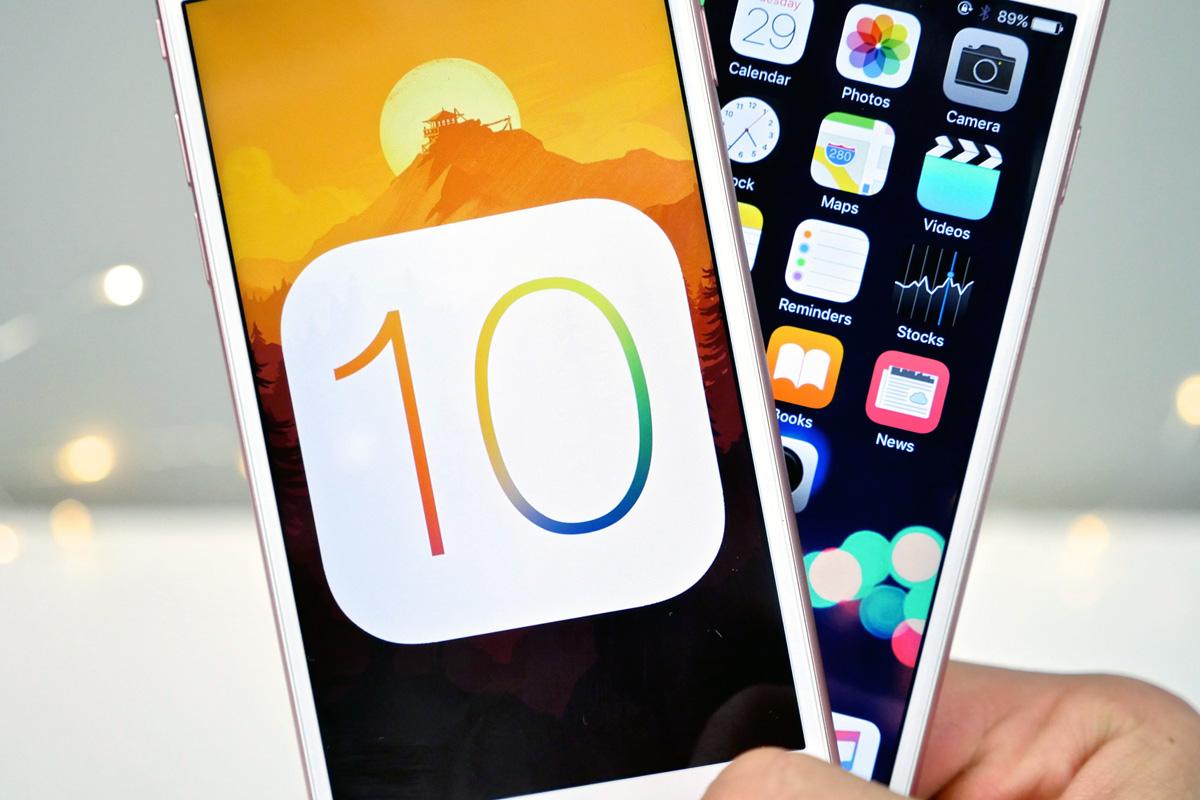 iOS 10.2 Features List