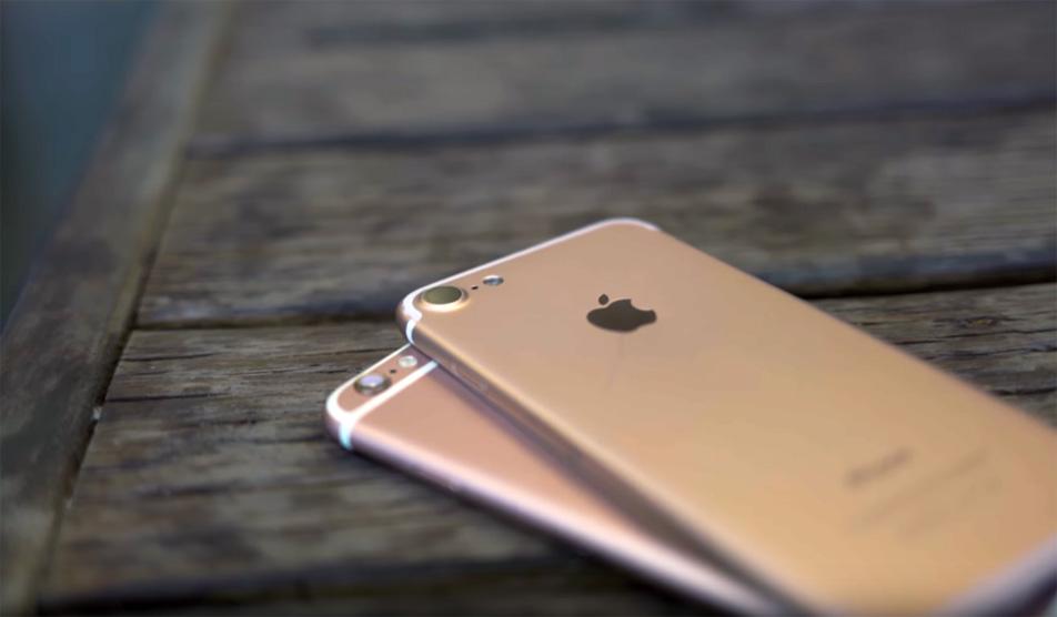 iPhone 7 Rumors Camera