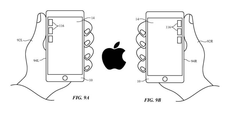 iphone-one-handed-operation-patent
