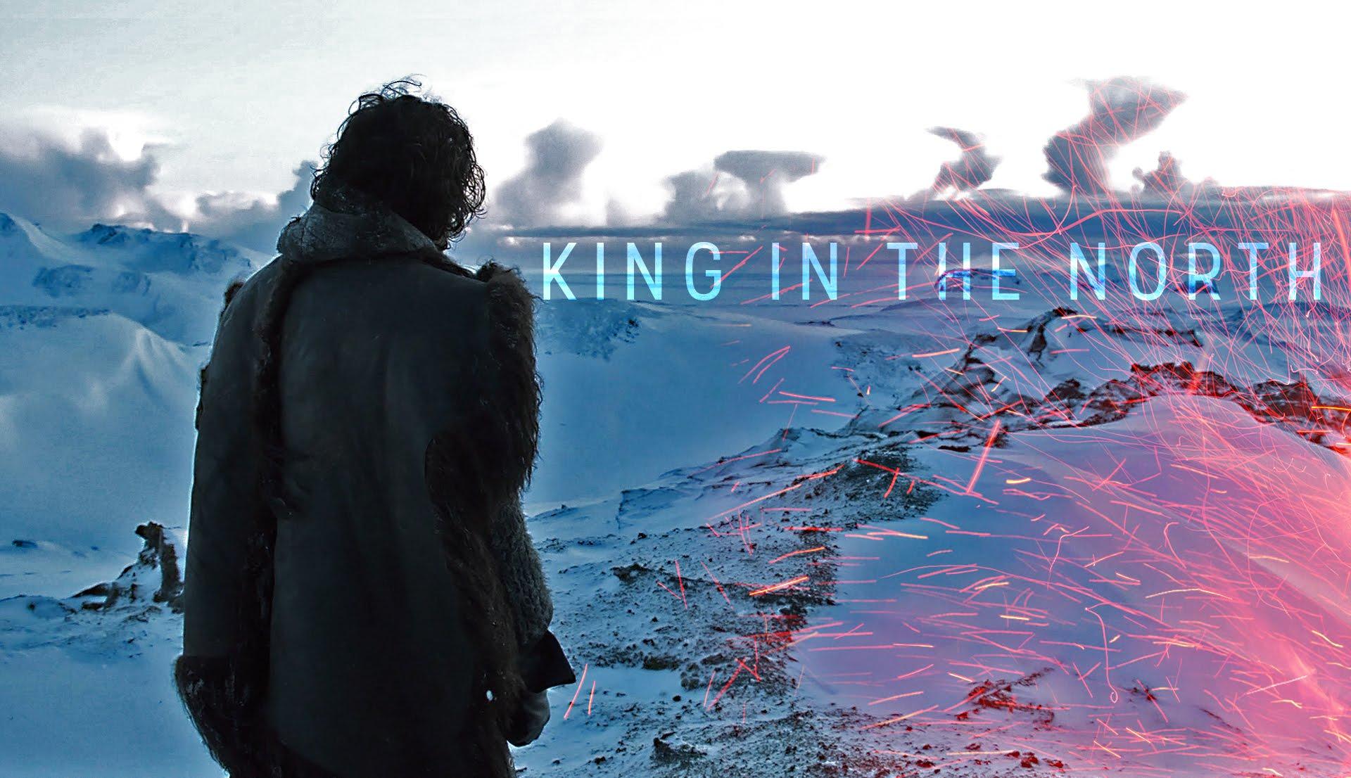 Game of Thrones Jon Snow Supercut
