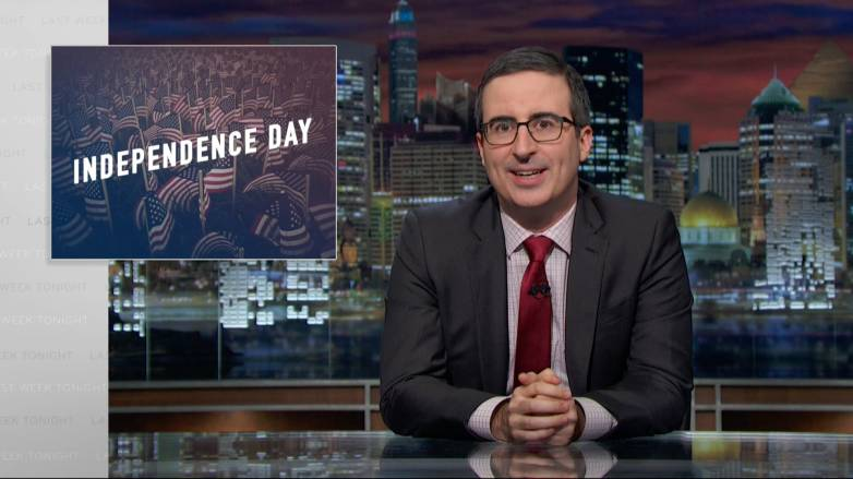 Last Week Tonight July 4th