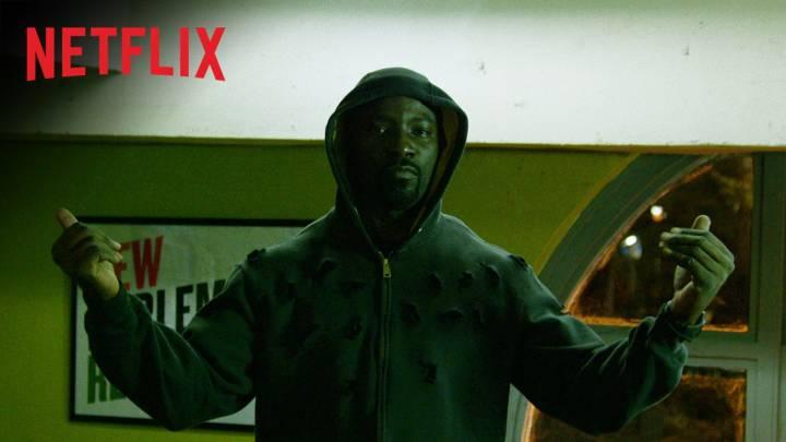 Luke Cage Iron Fist Trailers