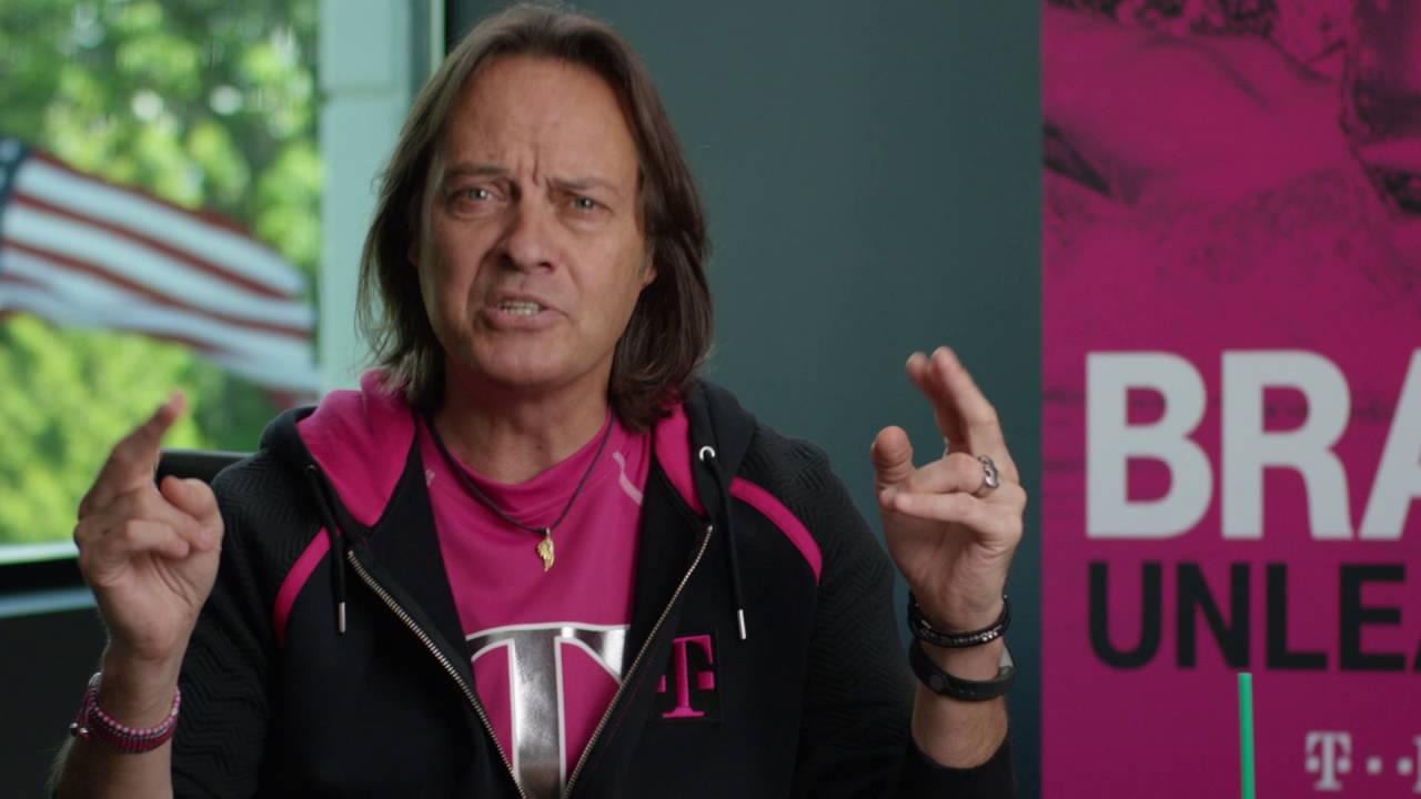 T-Mobile Free Data for Brazil