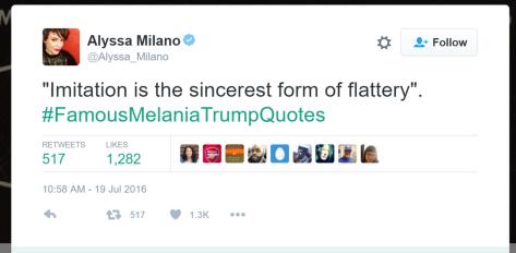 Famous Melania Trump Quotes