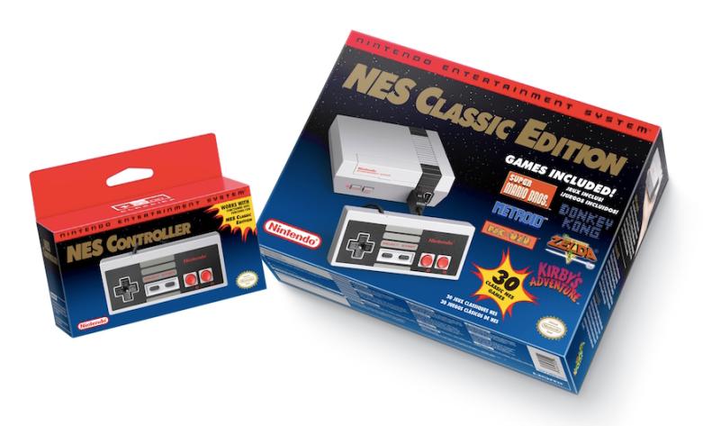 Nintendo Games NES Classic Edition