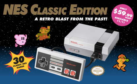 NES Classic Edition Amazon Prime Now
