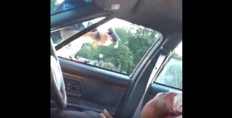 Philando Castile Police Shooting Video