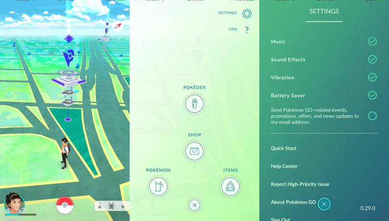 Pokemon Go Data Usage