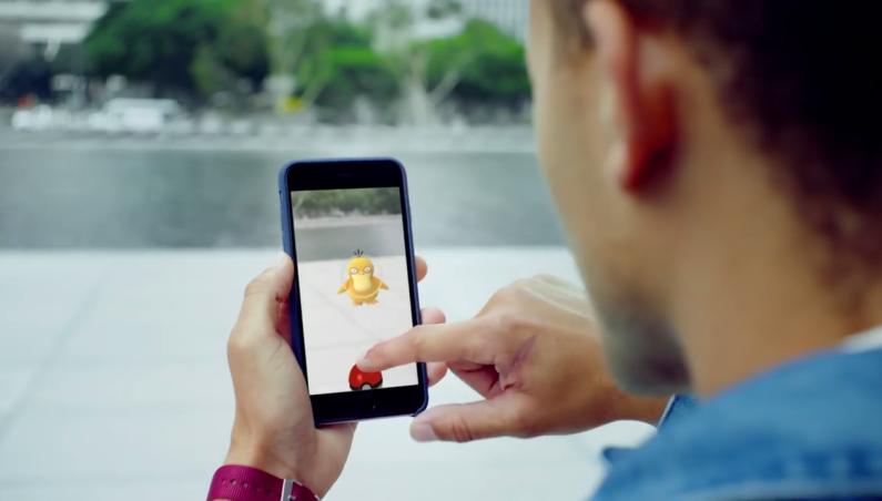 Pokemon Go Google Account Security
