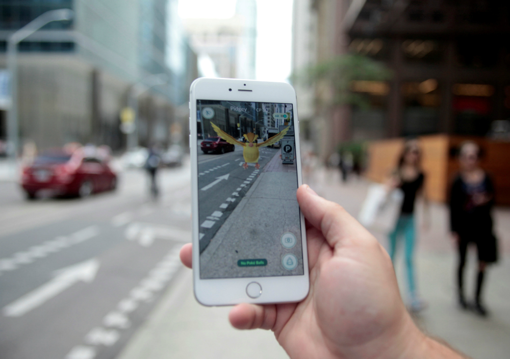 Pokemon Go Ads McDonald's