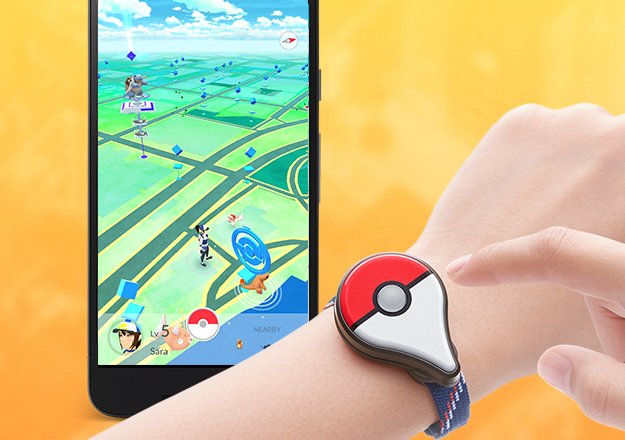 Pokemon Go Plus Preorder