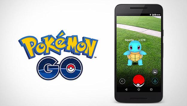 Pokemon Go update
