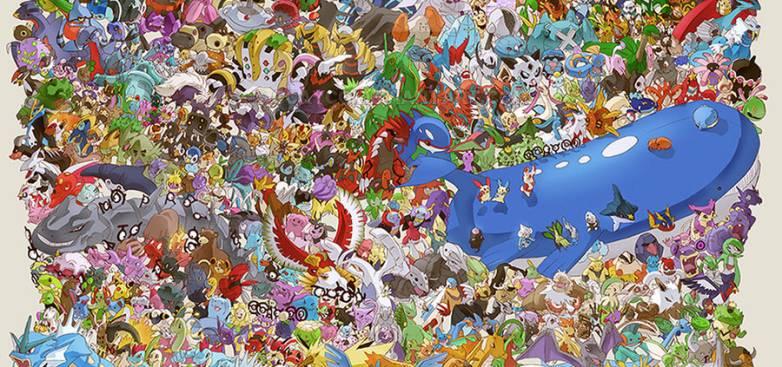 Pokemon Go All Pokemon In US