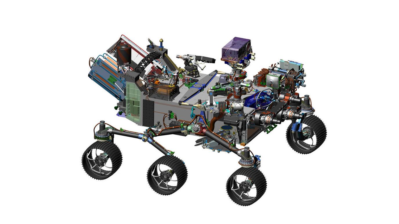 Mars 2020: NASA