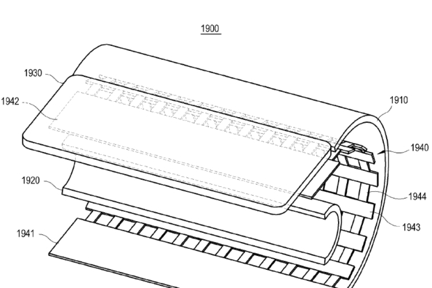 samsung-flexible-smartphone-design-patent