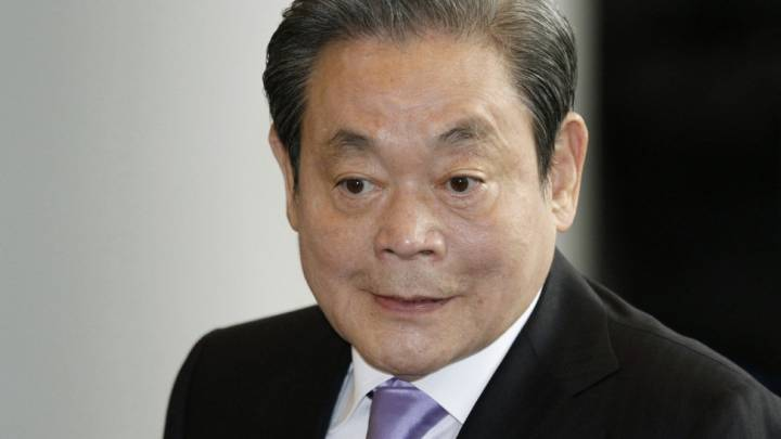 Samsung Boss Investigated Prostitutes