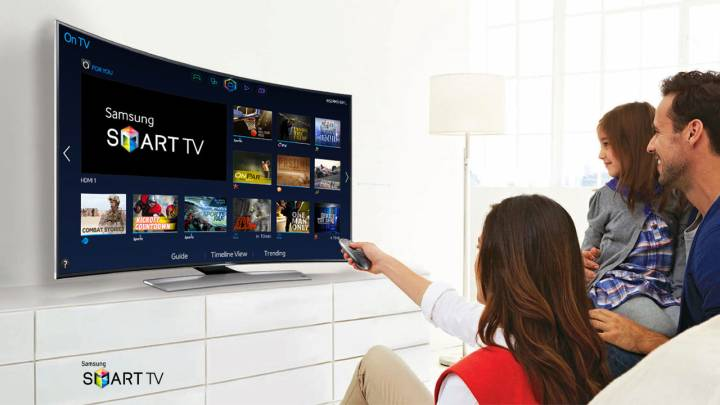 Smart TV spying