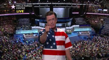 Stephen Colbert Character