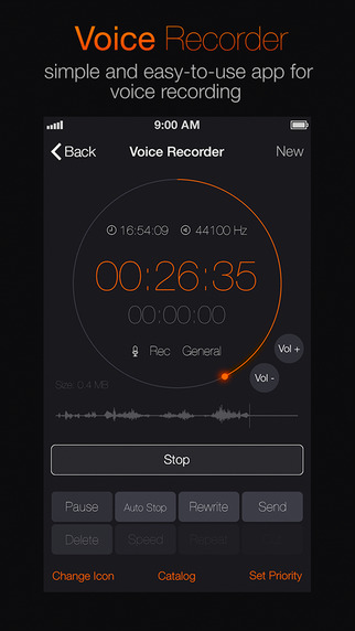 Voice Recorder PRО