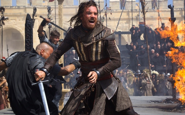 Assassin's Creed Movie Leap Of Faith
