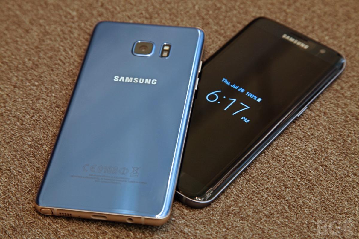 Galaxy Note 7 Release Date