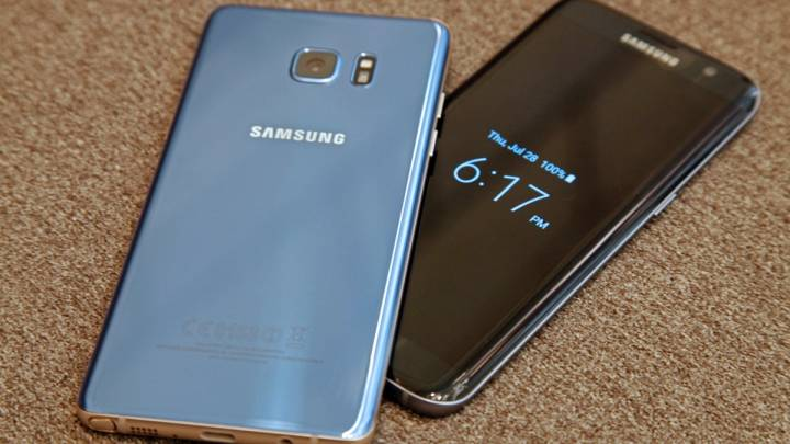 Galaxy Note 7 Unboxing