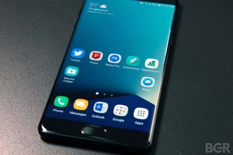 Galaxy Note 7 6GB RAM Release Date