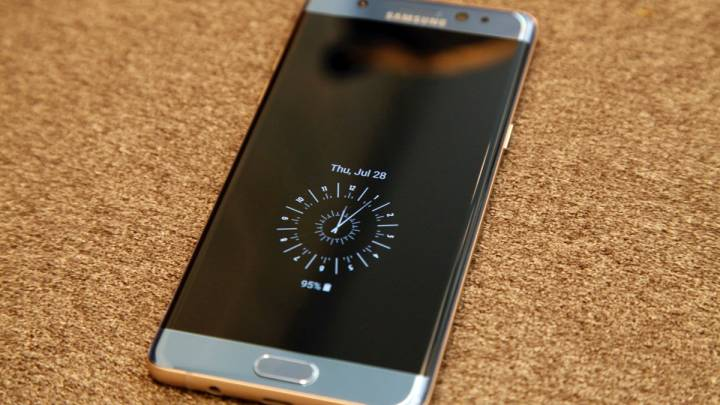 Galaxy Note 7 Recall Explosion House Fire
