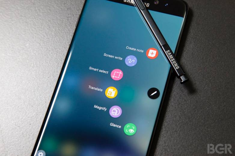 Galaxy Note 8 Preorder
