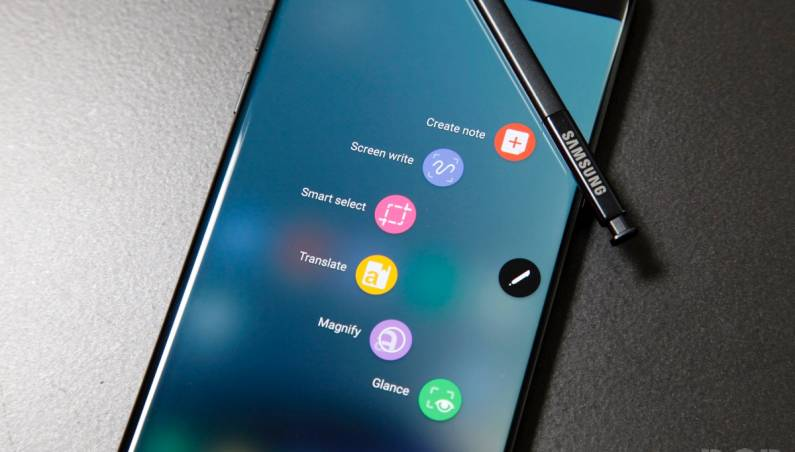 Galaxy Note FE Sold Out