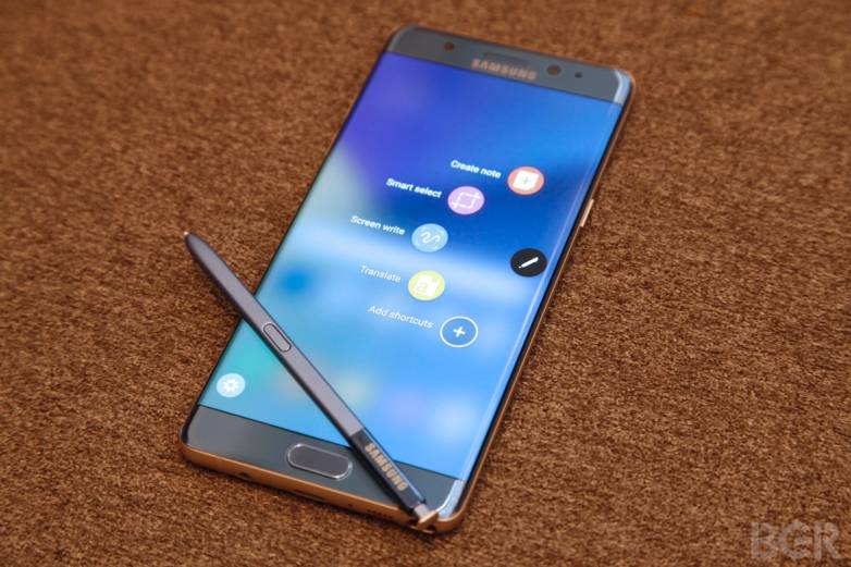 Galaxy Note 7 Specs 6GB RAM