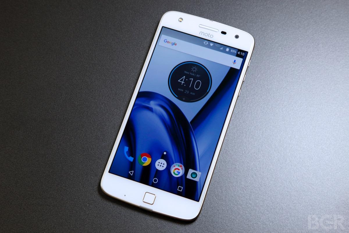 Moto Z Play Release Date