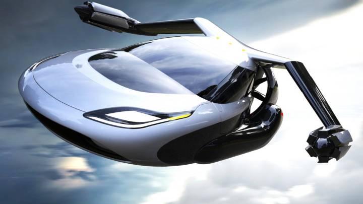 Terrafugia Flying Car