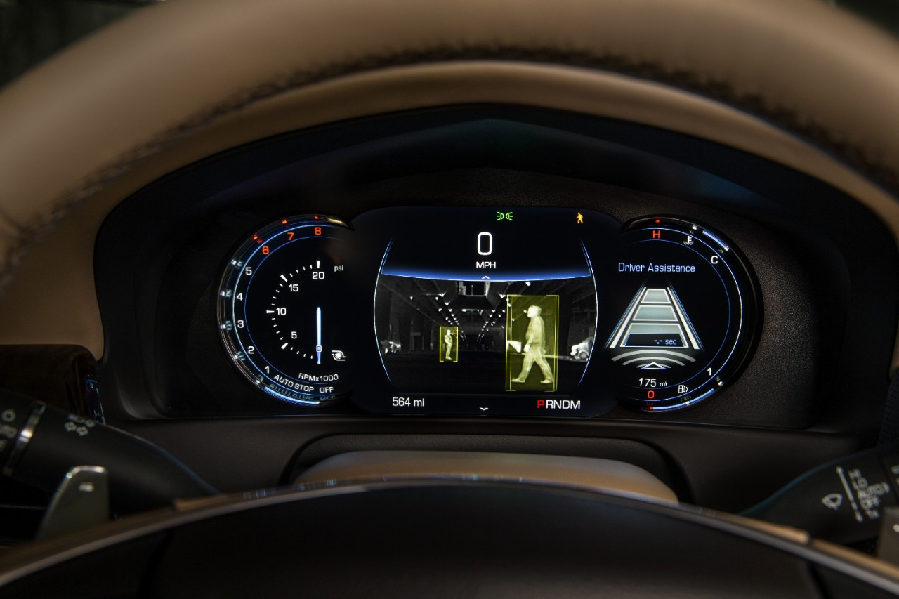 Inside The Ct6 It Doesn T Take A Tesla To Surround