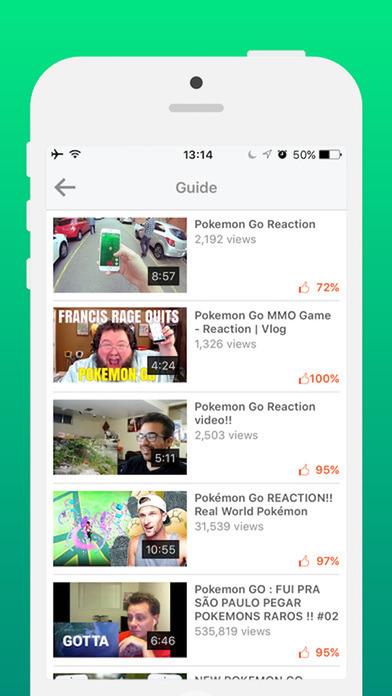 Cheats for Pokémon Go